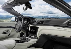 maserati granturismo 2015 interior maserati finally details 2018 granturismo and grancabrio in new