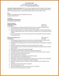 Hostess Skills Lcsw Resume Resume For Your Job Application
