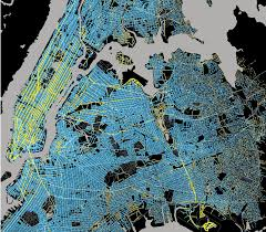 Nyc Traffic Map If 2 New Yorkers Shared A Cab The New York Times