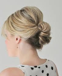 Hochsteckfrisuren Mittellange Haar Einfach by The 25 Best Ideas About Hochsteckfrisuren Kurze Haare On