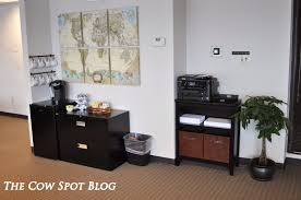 the cow spot extreme office makeover