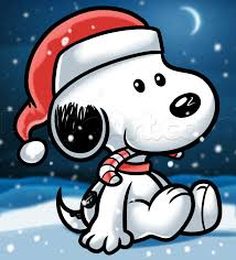 draw christmas snoopy step step comic book characters