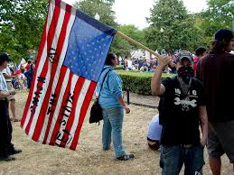 Distress Flag Upside Down The Schumin Web September 24 Protests Part 2