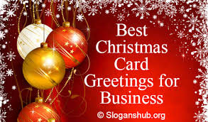 new year card greetings 50 best christmas card greetings for business