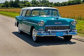 nomad car collectible classic 1955 1957 chevrolet nomad automobile magazine