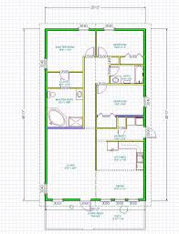 floor plans for homes one floor plans for narrow lots