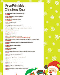 printable quizzes uk free printable christmas quiz party delights blog