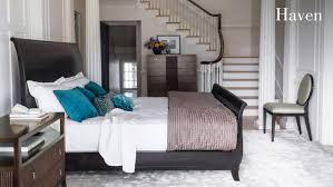 haven bedroom items bernhardt