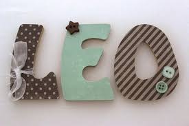 lettre porte chambre bébé deco prenom chambre bebe idées d images à la maison