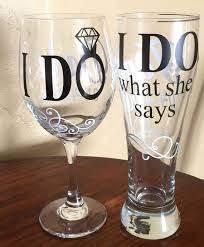 his and hers glassware best 25 wedding wine glasses ideas on kitchenware