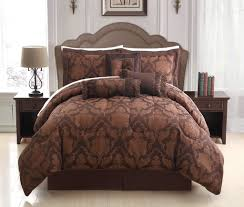 Brown Queen Size Comforter Sets Inexpensive Bedding Sets Queen Today All Modern Home Designs