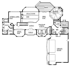 Great Room Floor Plans Single Story 225 Best Home Plans Images On Pinterest Floor Plans Home