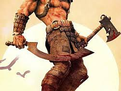conan the barbarian fantasy free desktop backgrounds and wallpapers