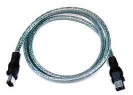 amazon com belkin ieee 1394 4 pin 6 pin 400 mbps firewire cable