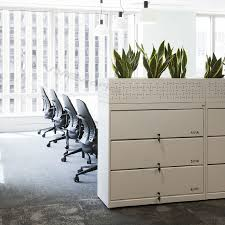 Steel Lateral File Cabinet by China Office Furniture Filing Cabinet Integrated Full Width Flush