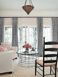 Curtains For Bay Window Farmhouse Curtains For Living Room Curtains For Bay Windows In