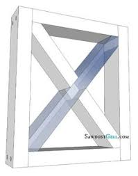 Wood Desk Plans by How To Build Cross Leg Desk Free Plans To Build An X Leg Desk