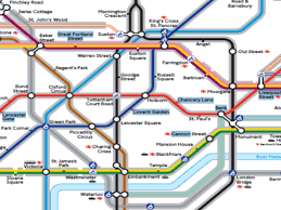 Ryanair Route Map by This New Tfl Map Makes Tube Travel So Much Easier For People With