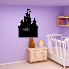 wallstickers folies castle chalkboard blackboard wall stickers castle chalkboard blackboard wall stickers