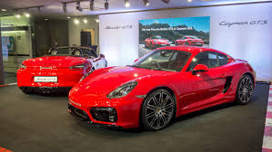 red porsche boxster 2017 porsche 718 gts 2018 cayman and boxster 365 hp now fake black