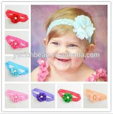 band baby hair accessories baby lace headband 2015 flower baby