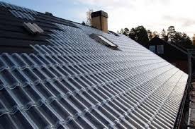 piastrelle fotovoltaiche fotovoltaico dalla svezia tegole in vetro riscaldano gli