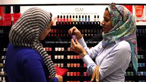 muslim food and fashion provides a great opportunity for