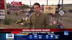 Arizona Firefighters Killed Video by Yarnell Arizona Fire Tragedy The Sole Survivor Youtube