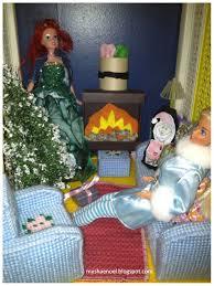 learn grow designs website barbie house christmas decorations