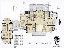 Floor Plan Of A Mansion by 9 Olde Towne Lane Southampton Ny 11968 Sotheby U0027s International