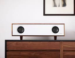 minimalist speakers symbol audio tabletop hi fi gear patrol