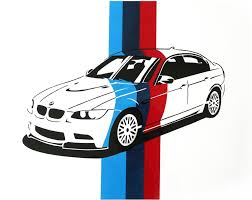 bmw car posters bmw poster series by manual designs