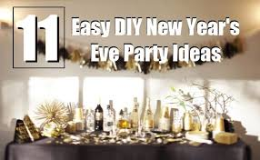 New Years Eve Party Decorations Diy by 11 Best Fun And Easy Diy New Year U0027s Eve Party Ideas Bash Corner