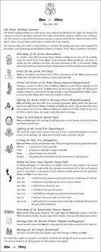hindu wedding program fabulous things you need to plan a wedding hindu wedding program