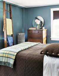 Blue White Brown Bedroom Benedetina Blue And Brown Bedroom Decorating Ideas