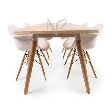 Replica Eames Dining Table Creative Of Replica Eames Dining Table For House Renovation
