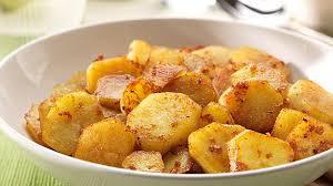 cuisiner la pomme de terre de terre rissolées