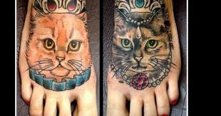 tattoo cat 130 cat tattoos that are simply the best thing ever