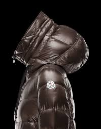 suyen women coats brown hooded sale na1105 cheap moncler jackets