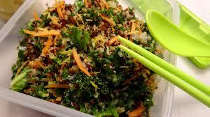 comment cuisiner le kale taboulé de quinoa au kale recette d hiver fleanette s kitchen
