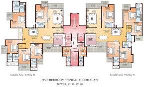 Unit Floor Plans by 3 Bedroom Unit Floor Plan River House Apartments Floor Plans