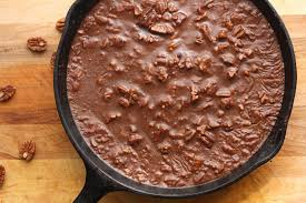 gooey chocolate skillet cake hummingbird high a desserts and