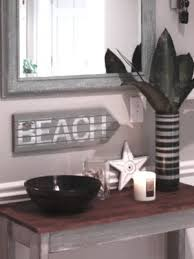 Diy Beach Theme Decor - diy beach signs made from recycled wood completely coastal