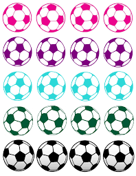 free printable soccer planner stickers delicate construction