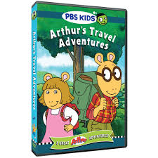 travel adventures images Arthur 39 s travel adventures dvd shop jpg&a