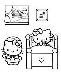 128 kitty images draw coloring books