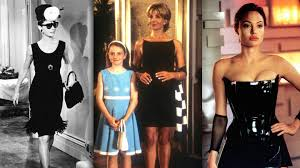 15 iconic little black dresses seen on the silver screen photos