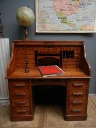 bureau ancien ancien américain à 29 tiroirs