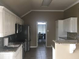skinny latte by valspar paint color updating our cooking space