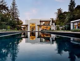 Luxury Home Interior With Timeless Contemporary Elegance by Sophisticated Contemporary Estate In California Idesignarch
